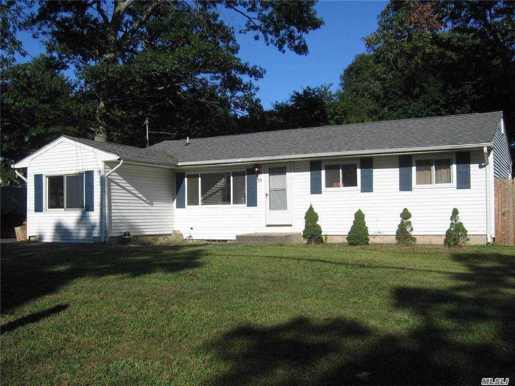 59 Blue Point Road, Selden, NY 11784 - MLS#: 3255146
