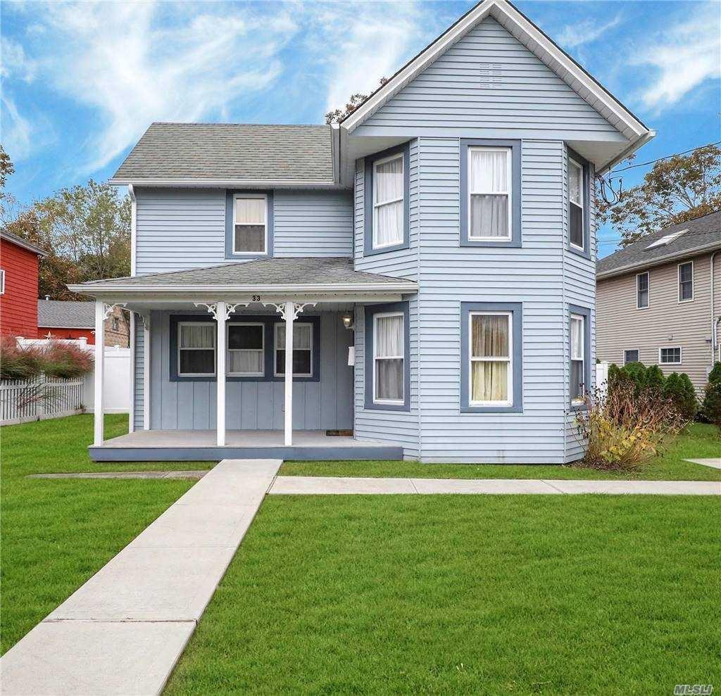 33 Northridge Street, Patchogue, NY 11772 - MLS#: 3264149