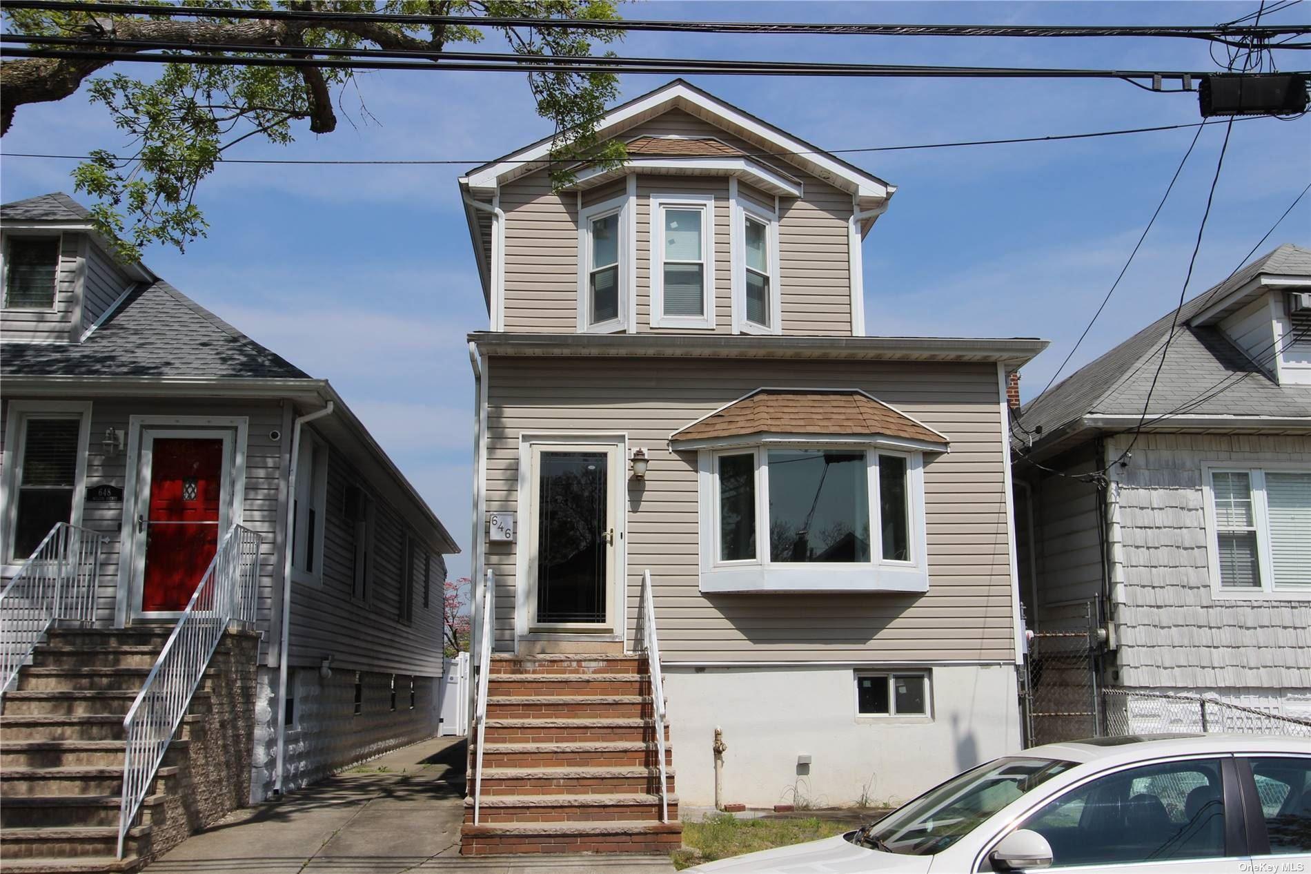 646 Wilcox Avenue, Bronx, NY 10465 - #: 3308151