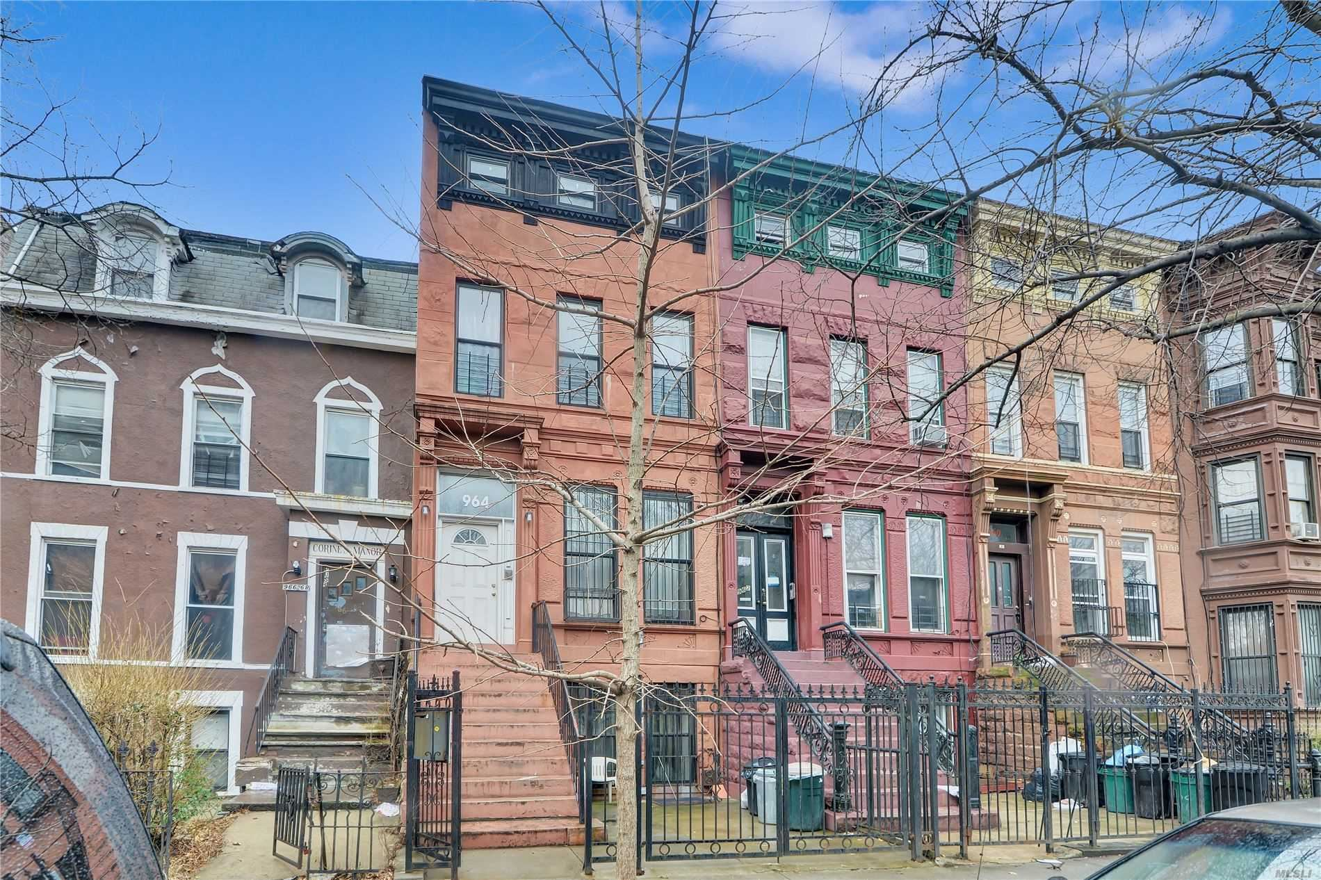 964 Greene Avenue, Brooklyn, NY 11221 - MLS#: 3195153