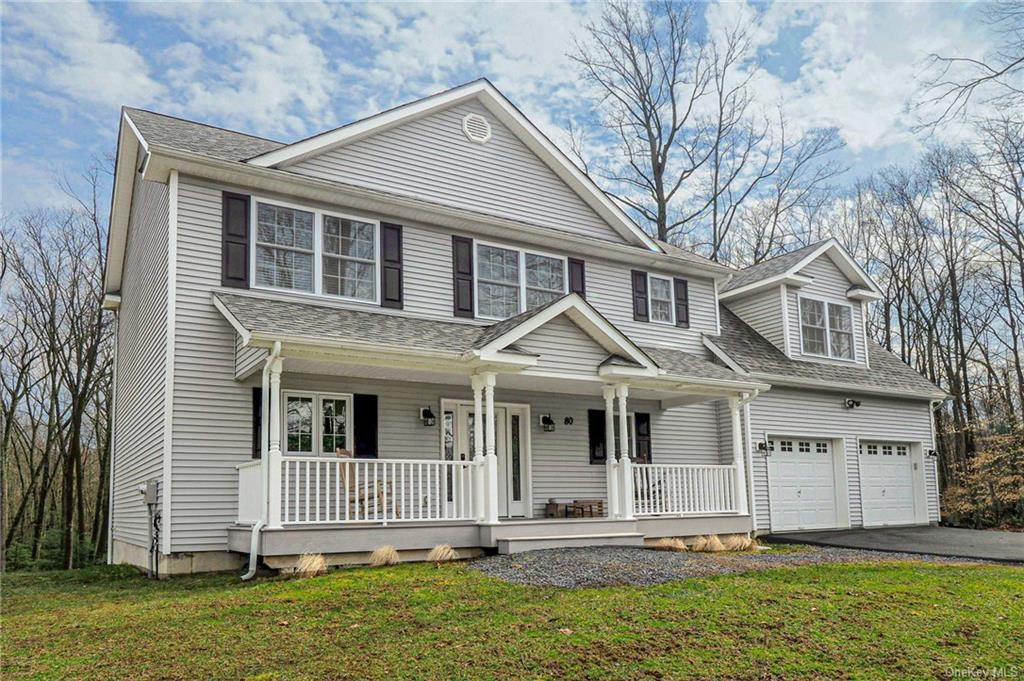 Photo of 80 M And M Road, Wallkill Town, Ny 10940 (MLS # H6021159)