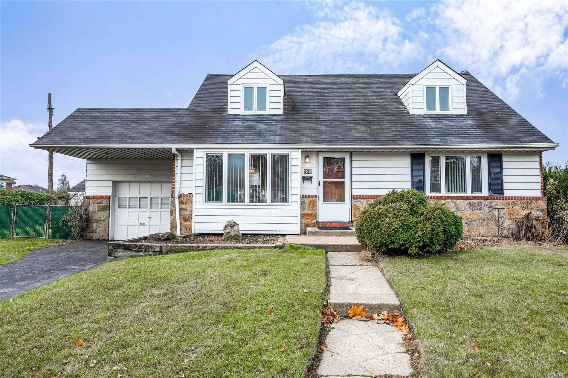 188 Norman Drive, East Meadow, NY 11554 - MLS#: 3183160