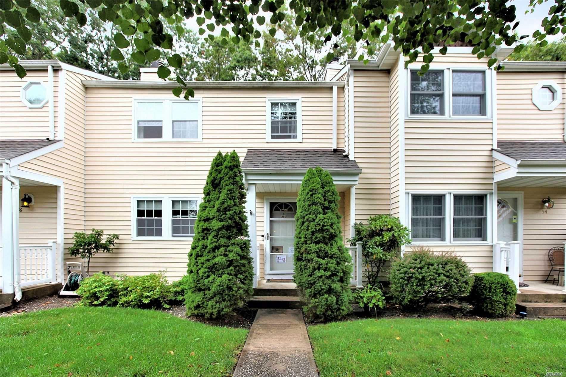 55 Hancock Commons, Yaphank, NY 11980 - MLS#: 3243161