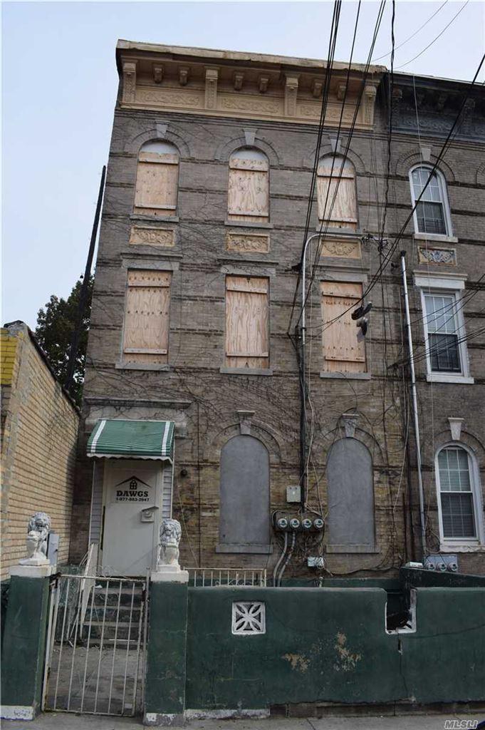 281 Wyona Street, Brooklyn, NY 11207 - MLS#: 3176162