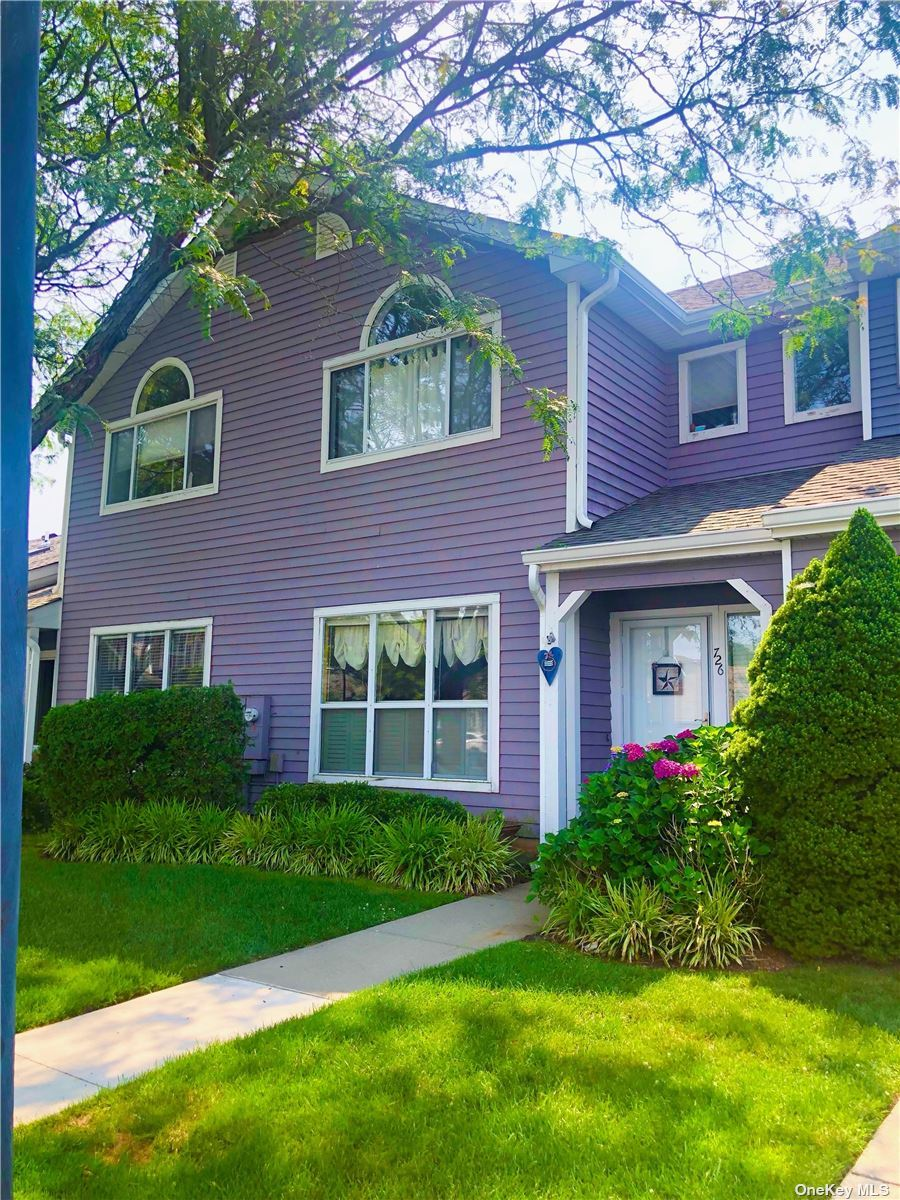 726 Birchwood Park Drive #726, Middle Island, NY 11953 - MLS#: 3327163