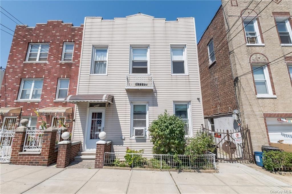 1821 Pilgrim Avenue, Bronx, NY 10461 - #: H6133169