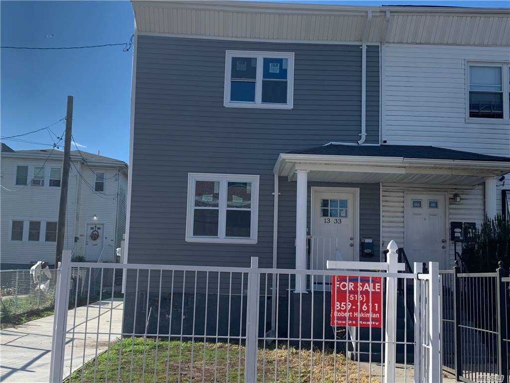 13-33 Mc Bride Street, Far Rockaway, NY 11691 - MLS#: 3240171