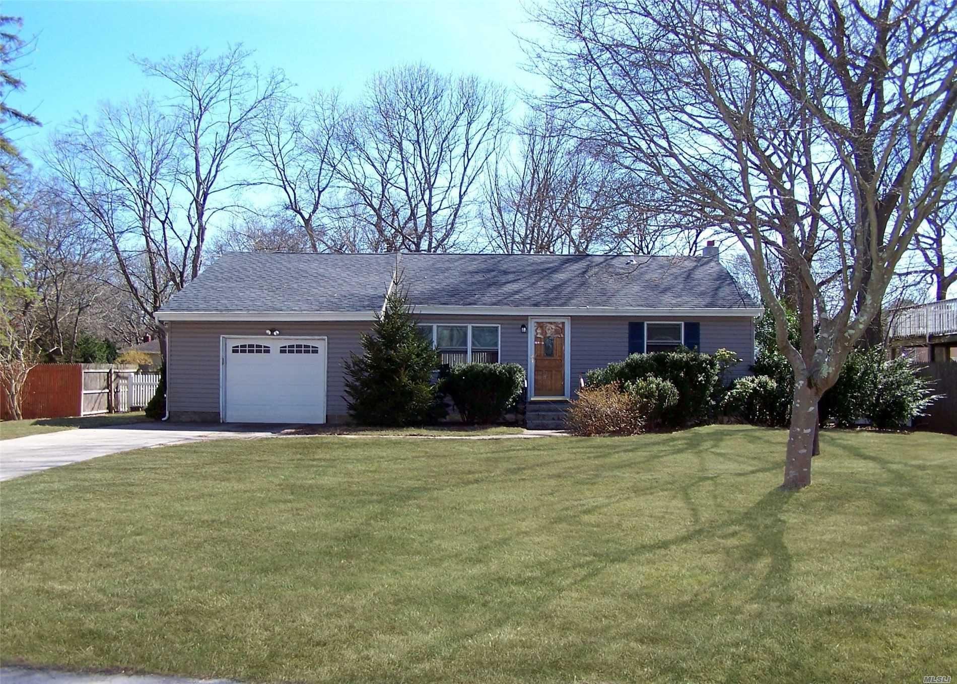 8 Applegate Drive, Mastic, NY 11950 - MLS#: 3209175