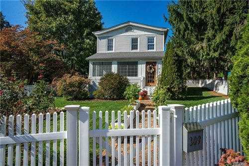 Photo of 309 Myrtle Avenue, Port Jefferson, NY 11777 (MLS # 3263176)