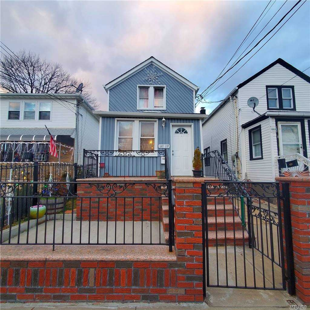 148-07 130th Ave, Jamaica S., NY 11436 - MLS#: 3282177