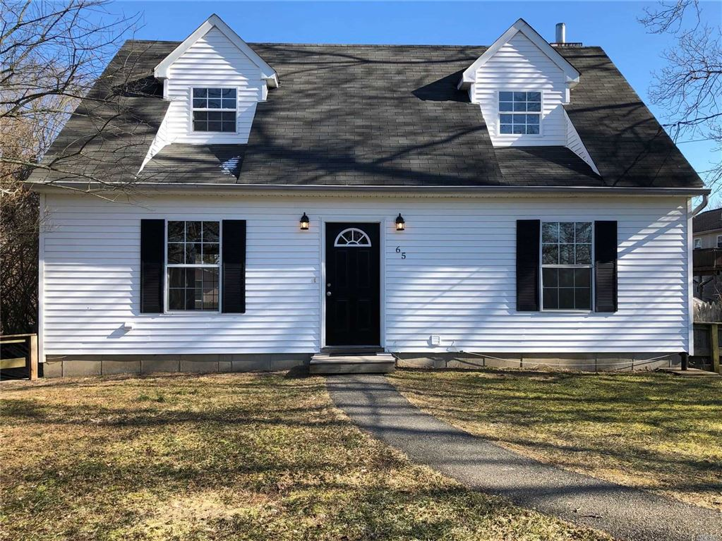 65 Woodland Drive, Mastic Beach, NY 11951 - MLS#: 3147182