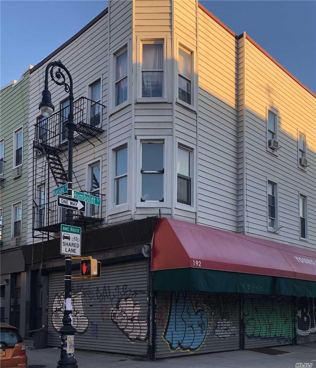 192 Nassau Avenue, Brooklyn, NY 11222 - MLS#: 3193183