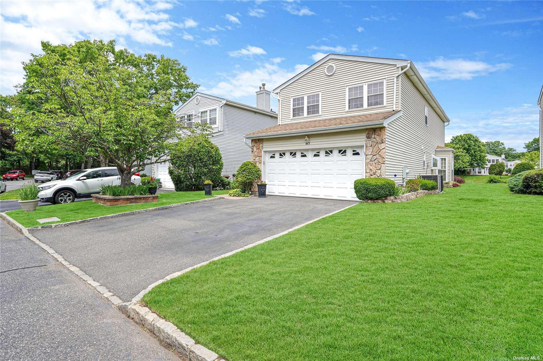 145 Fairfield Drive #145, Holbrook, NY 11741 - MLS#: 3322186