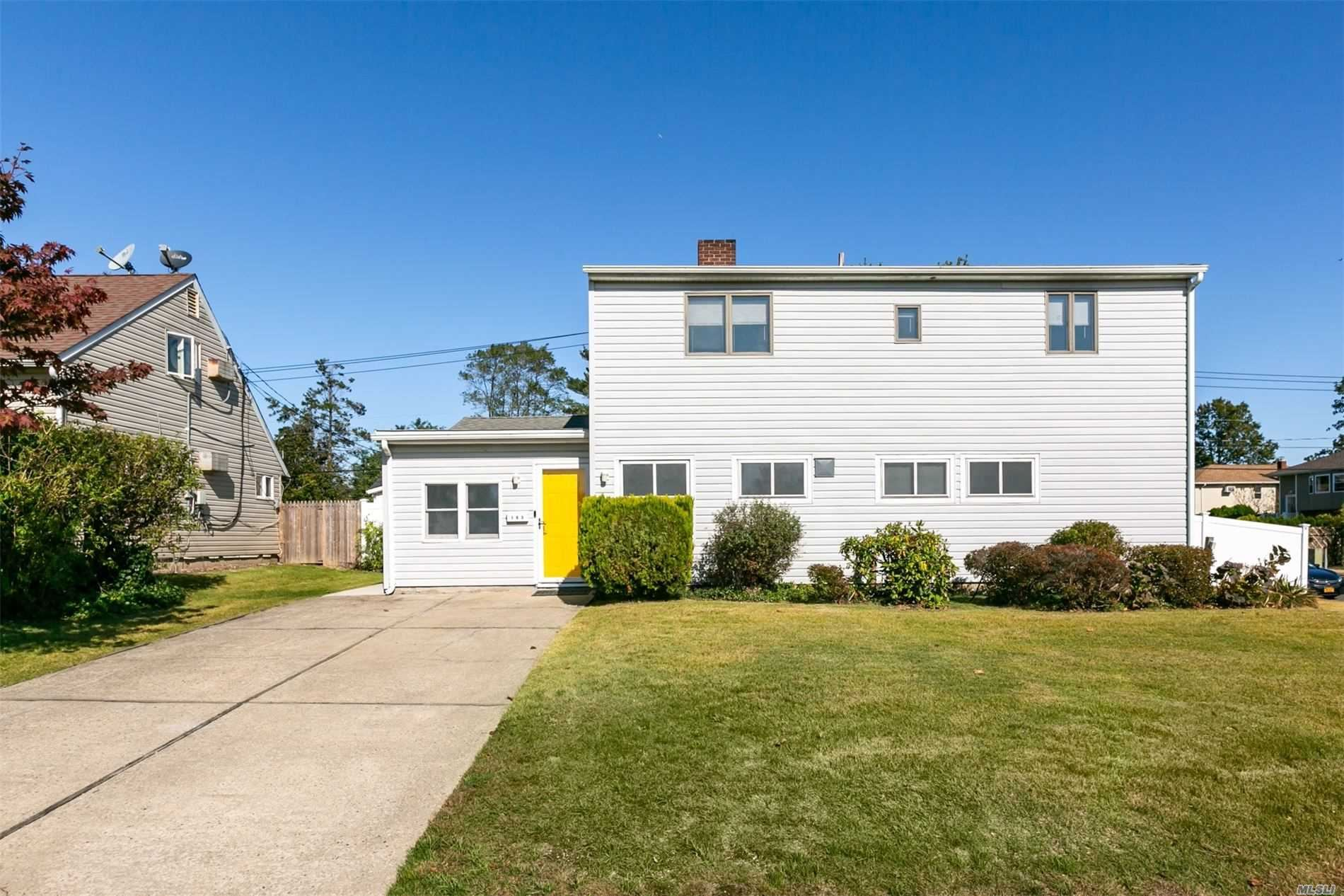 163 Orchid Road, Levittown, NY 11756 - MLS#: 3175188