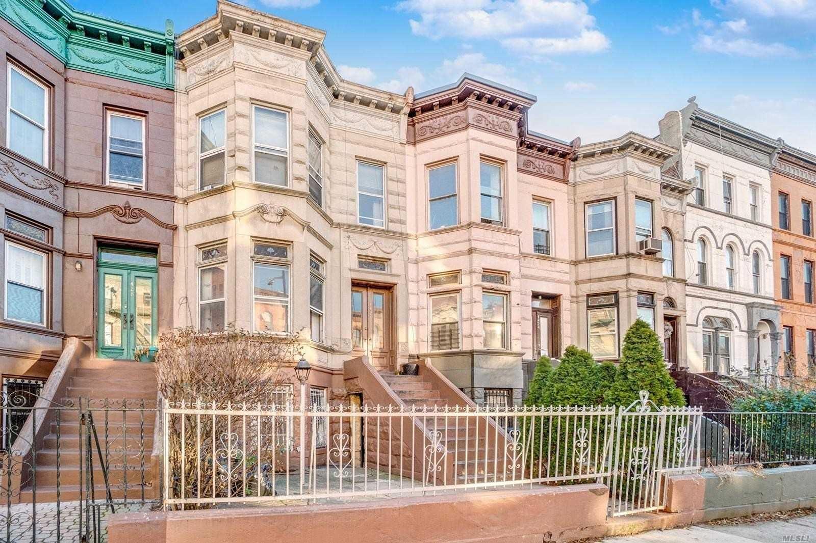 1426 Pacific Street, Brooklyn, NY 11216 - MLS#: 3196190