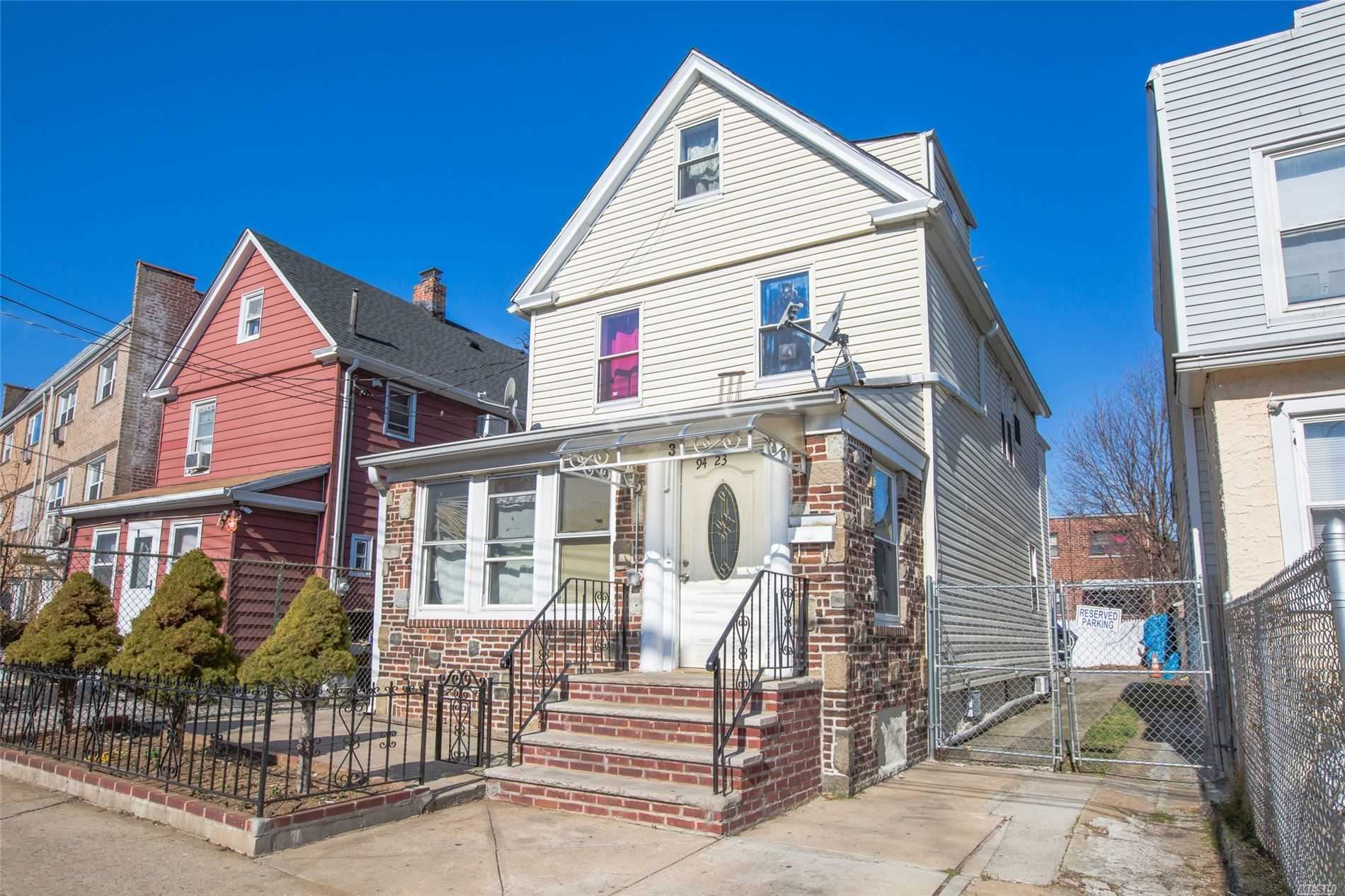 94-23 44th Avenue, Elmhurst, NY 11373 - MLS#: 3203195