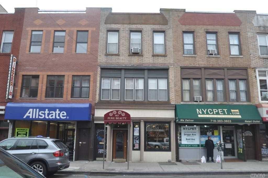 663 Manhattan Avenue, Greenpoint, NY 11222 - MLS#: 3228201