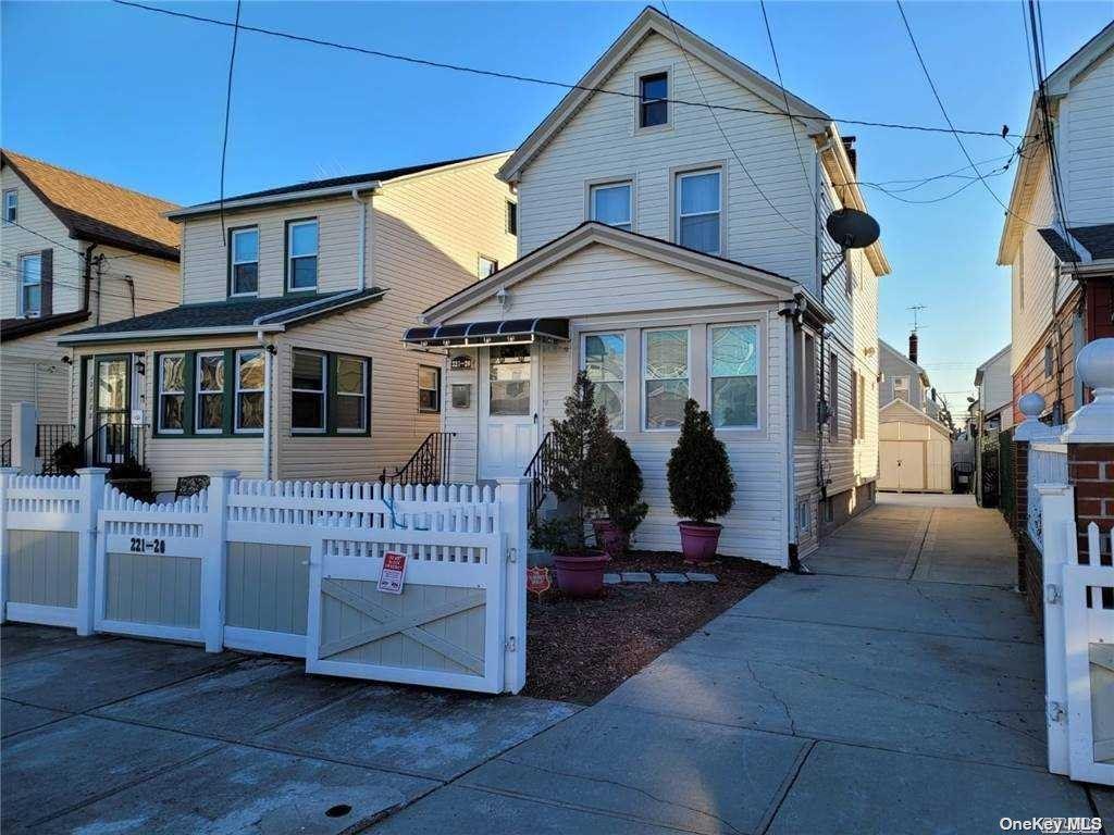 Photo of 221-20 105th Avenue, Queens Village, NY 11429 (MLS # 3281205)