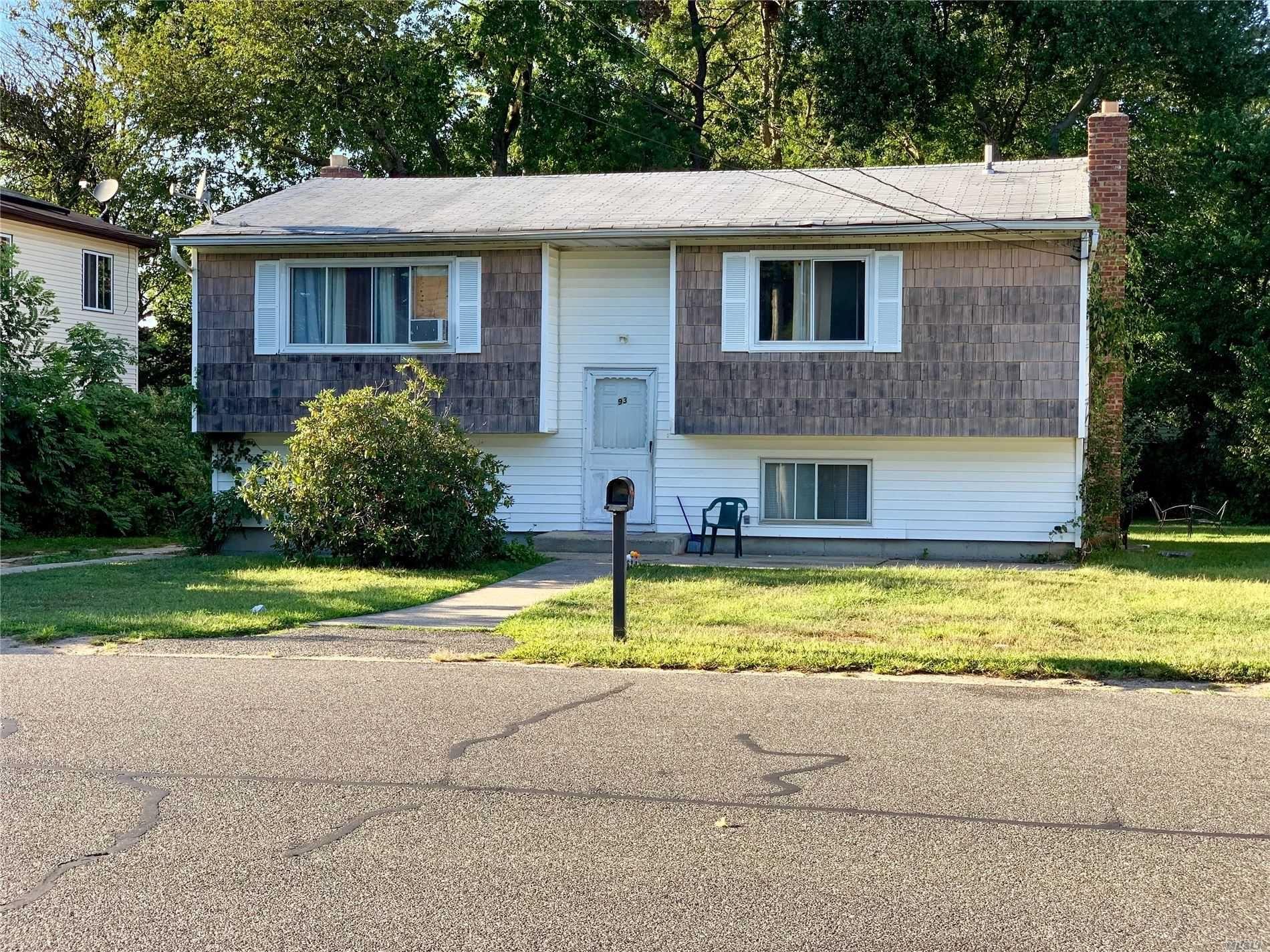 93 Garden City Avenue, Wyandanch, NY 11798 - MLS#: 3231206