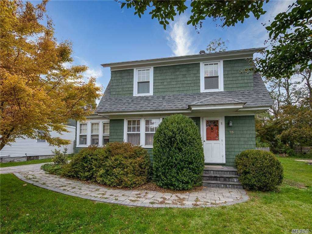 75 Silver Street, Patchogue, NY 11772 - MLS#: 3265207