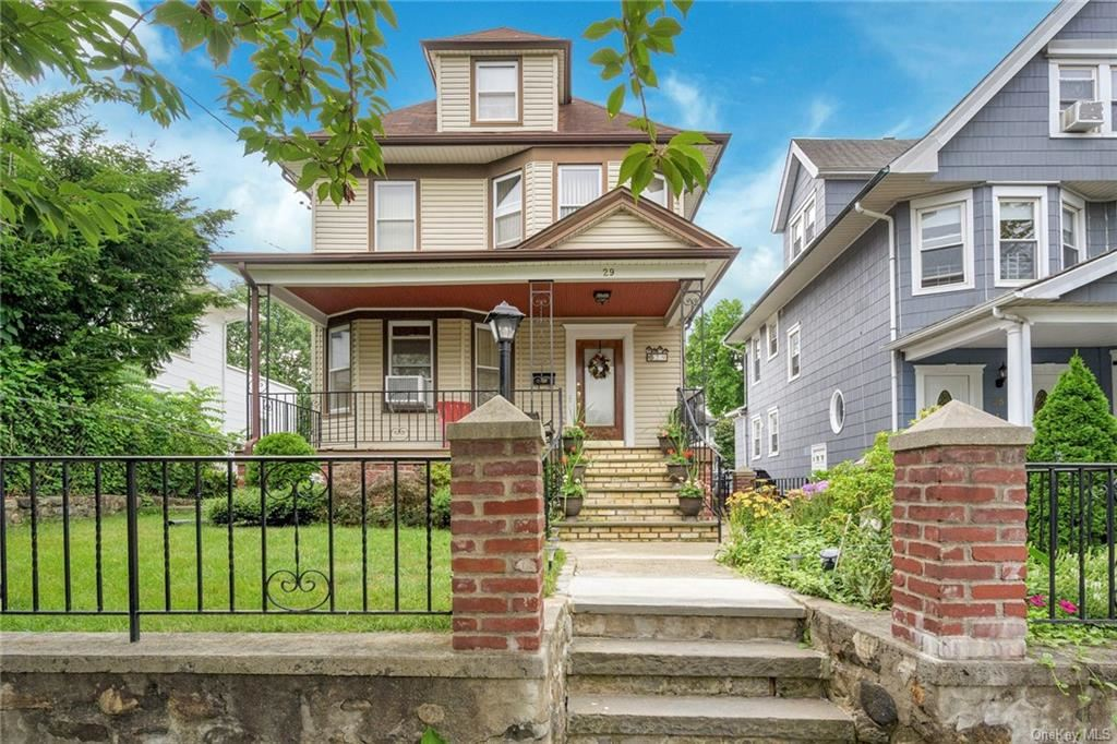 29 Brookside Place, New Rochelle, NY 10801 - MLS#: H6055207