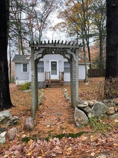 Photo of 36 Poplar Trail, Wurtsboro, NY 12790 (MLS # H6080208)