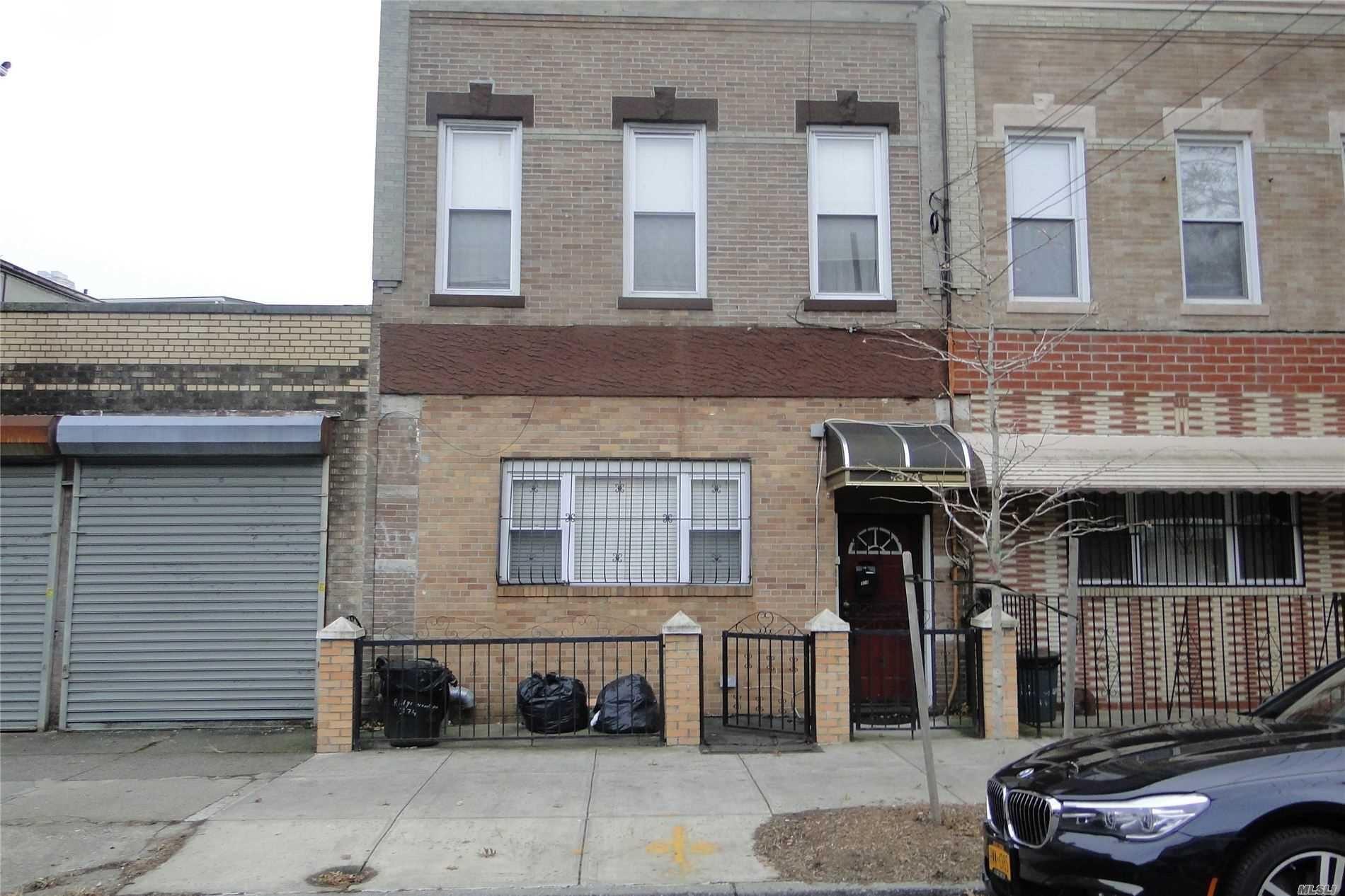 374 Ridgewood Avenue, Brooklyn, NY 11208 - MLS#: 3183210