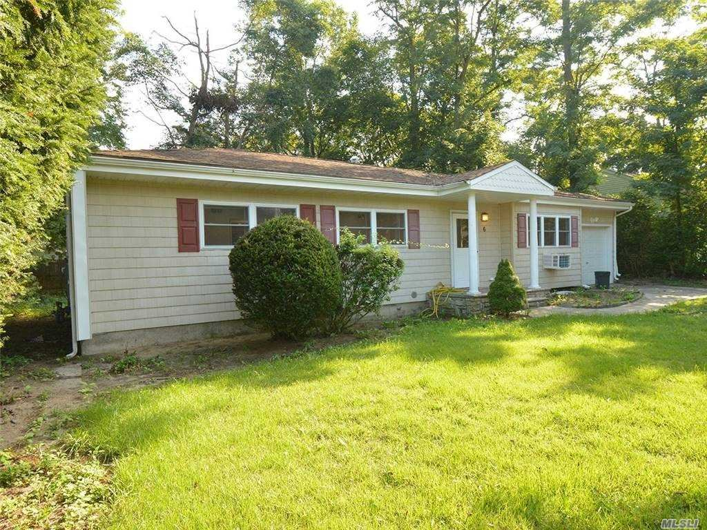 6 Jane Street, Selden, NY 11784 - MLS#: 3275213