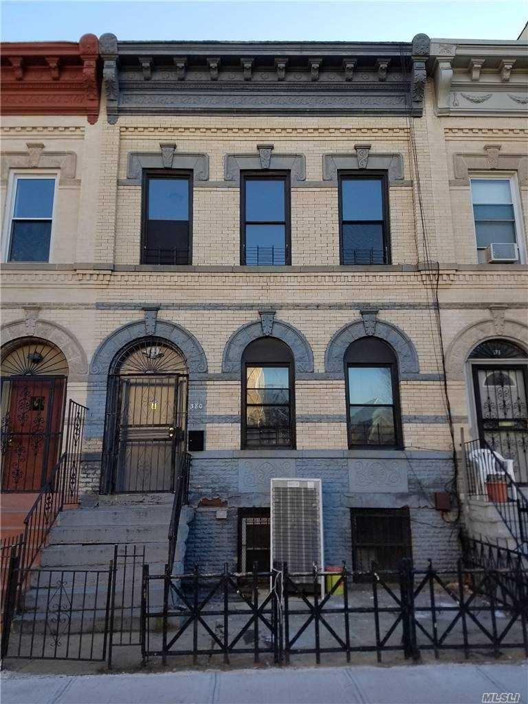 380 Chauncey St, Bed-Stuy, NY 11233 - MLS#: 3268219