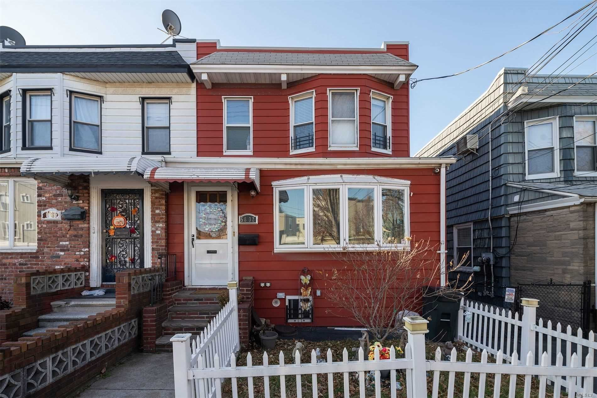 58-32 69th Place, Maspeth, NY 11378 - MLS#: 3185225