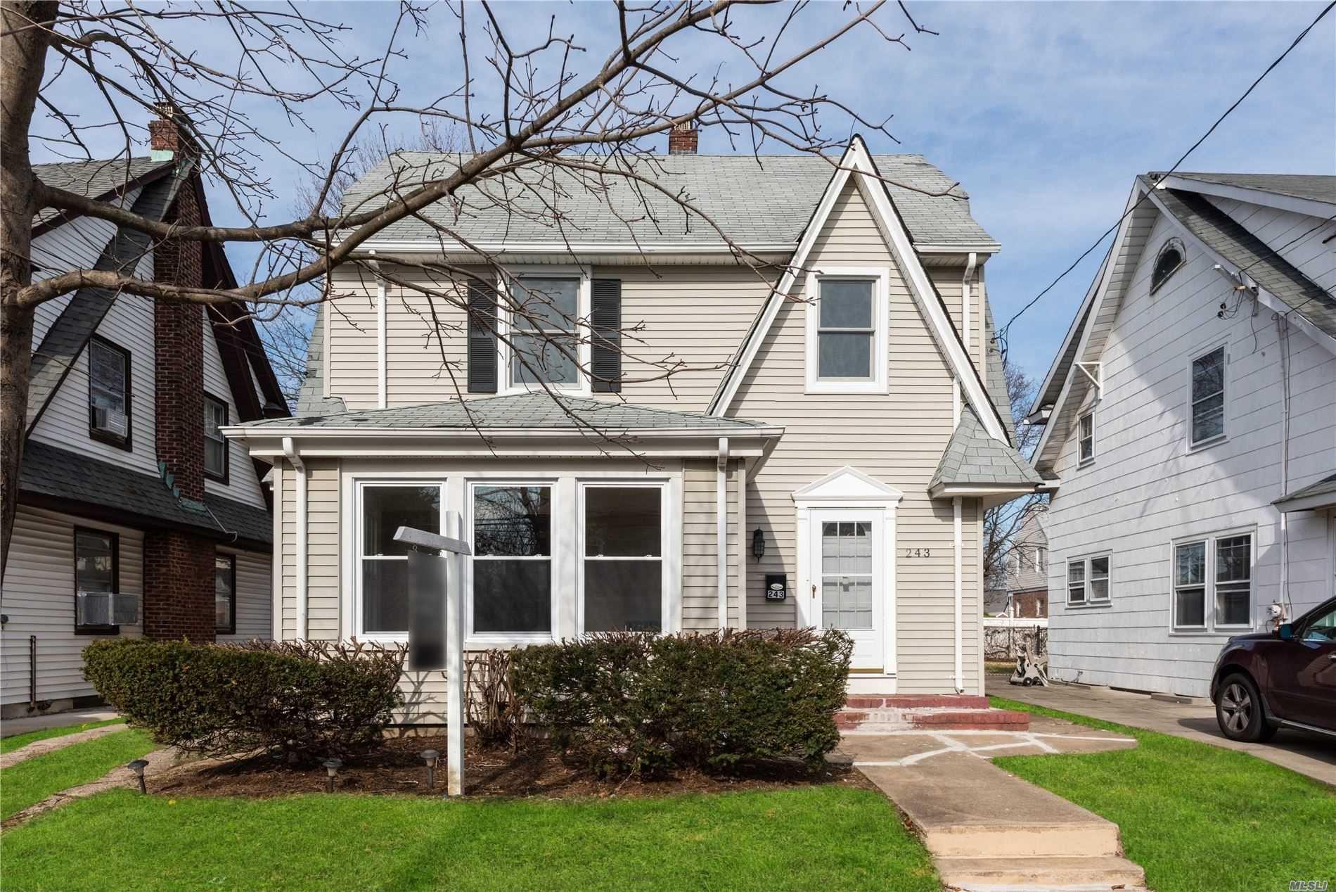 243 Brown Avenue, Hempstead, NY 11550 - MLS#: 3204225