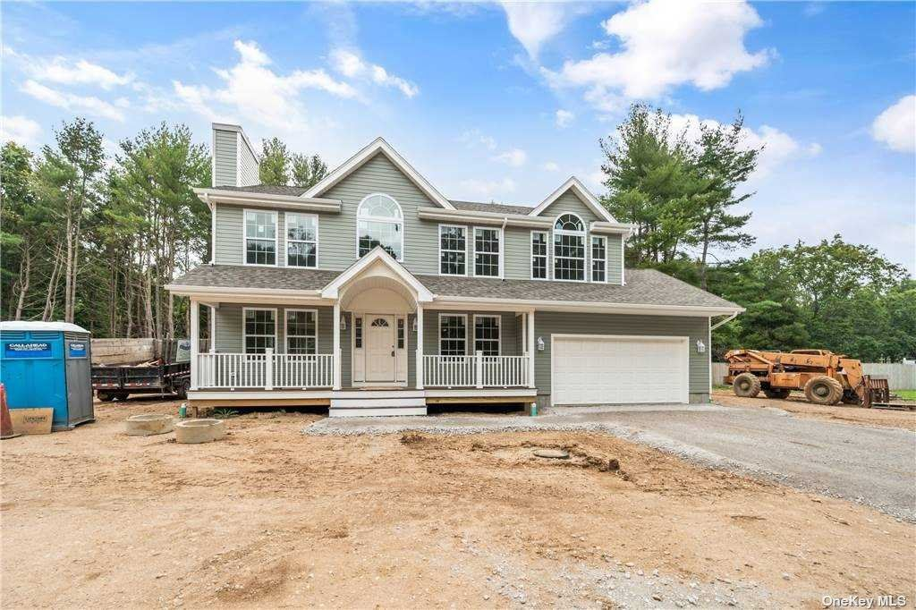 55 Lot#1 Middle Island Boulevard, Middle Island, NY 11953 - MLS#: 3289227