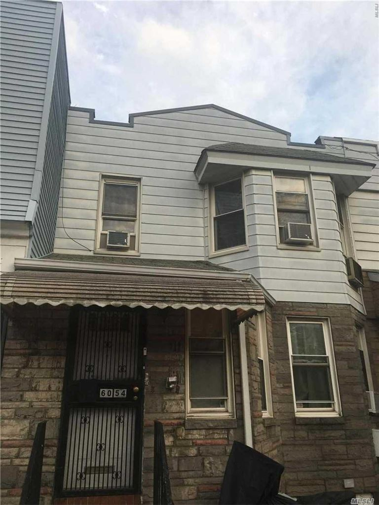 6054 Flushing Avenue, Maspeth, NY 11378 - MLS#: 3124231