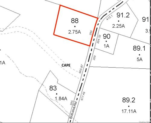 Tiny photo for Boband Road, Youngsville, NY 12791 (MLS # H6082233)