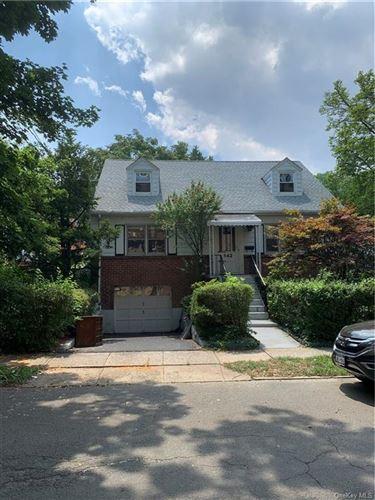 Photo of 142 Ellwood Avenue, Mount Vernon, NY 10552 (MLS # H6057236)