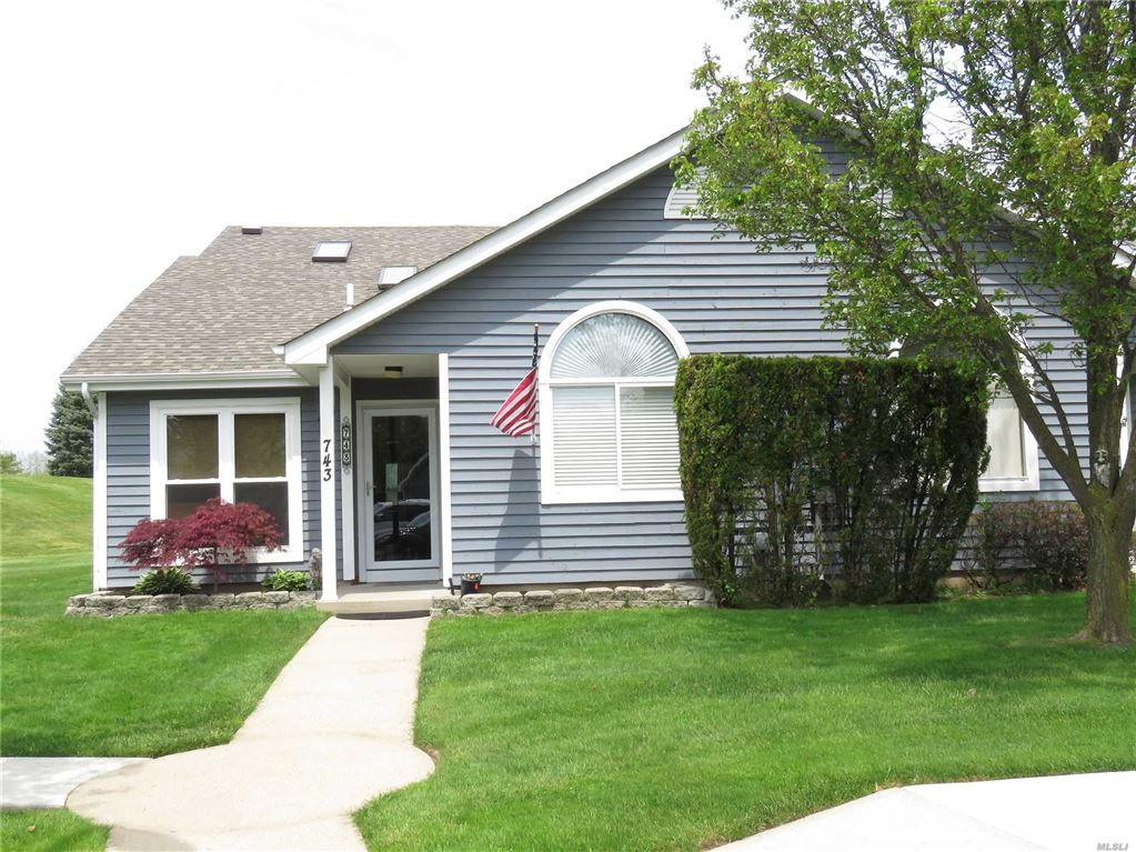 743 Spring Lake Drive, Middle Island, NY 11953 - MLS#: 3132236