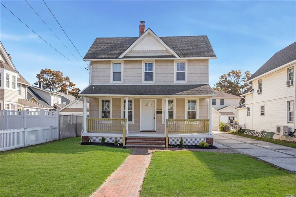 2909 Evergreen Avenue, Oceanside, NY 11572 - MLS#: 3077237