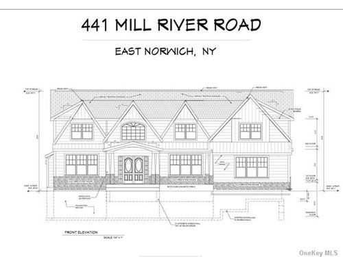 Photo of 441 Mill River Road, Oyster Bay, NY 11771 (MLS # 3289239)