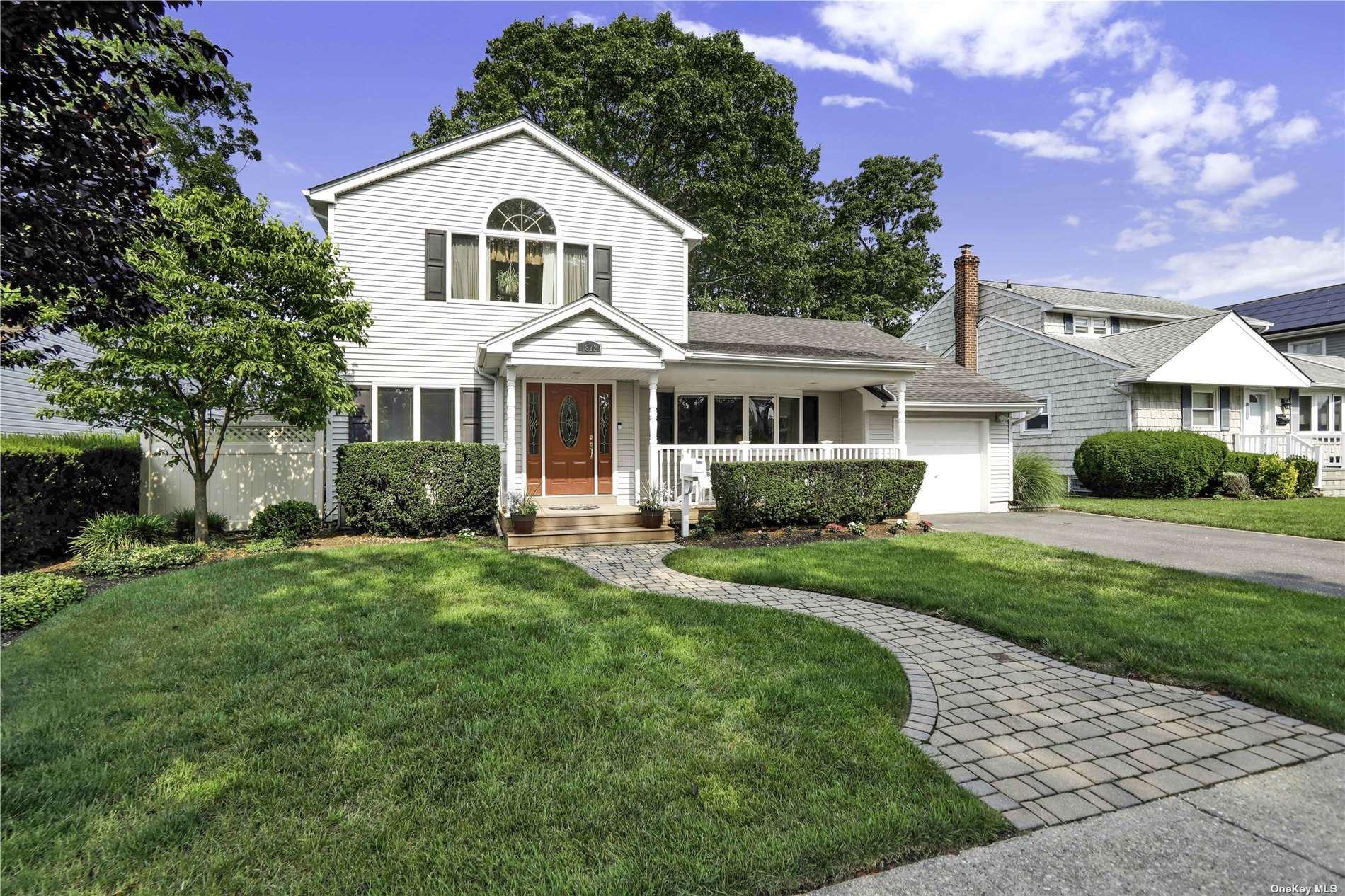 1872 Village Lane S, Wantagh, NY 11793 - MLS#: 3328244