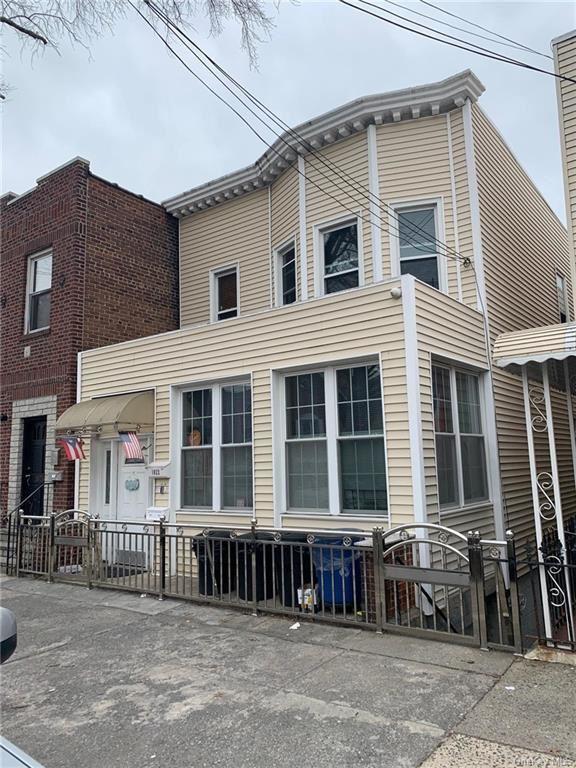1822 Barnes Avenue, Bronx, NY 10462 - MLS#: H6091247