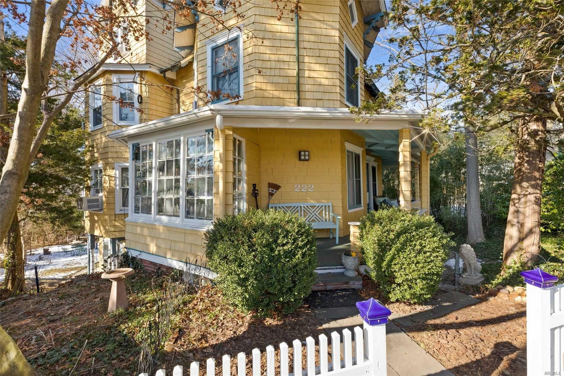 222 Prospect Avenue, Sea Cliff, NY 11579 - MLS#: 3196249