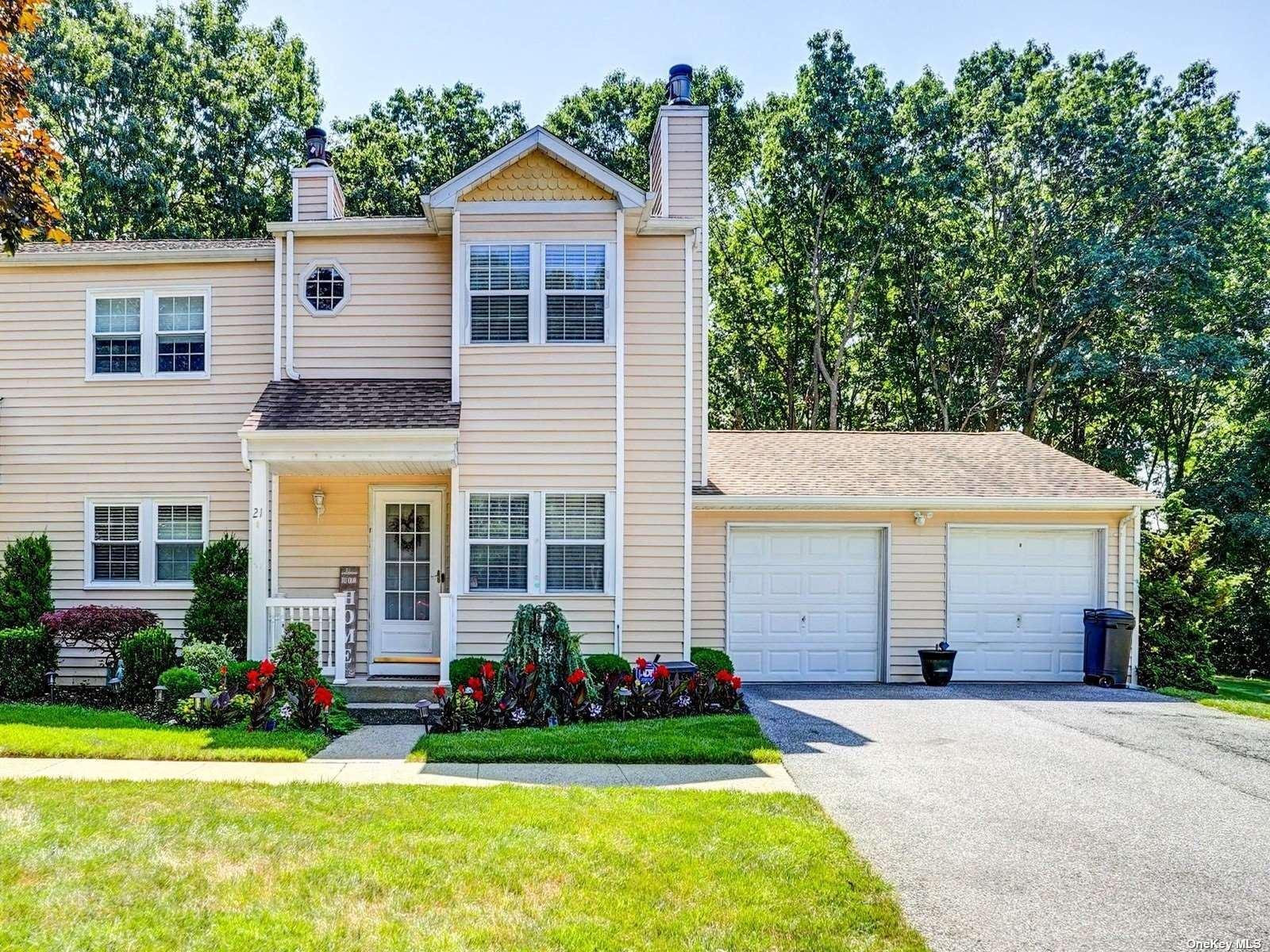 21 Chase Commons #21, Yaphank, NY 11980 - MLS#: 3332249