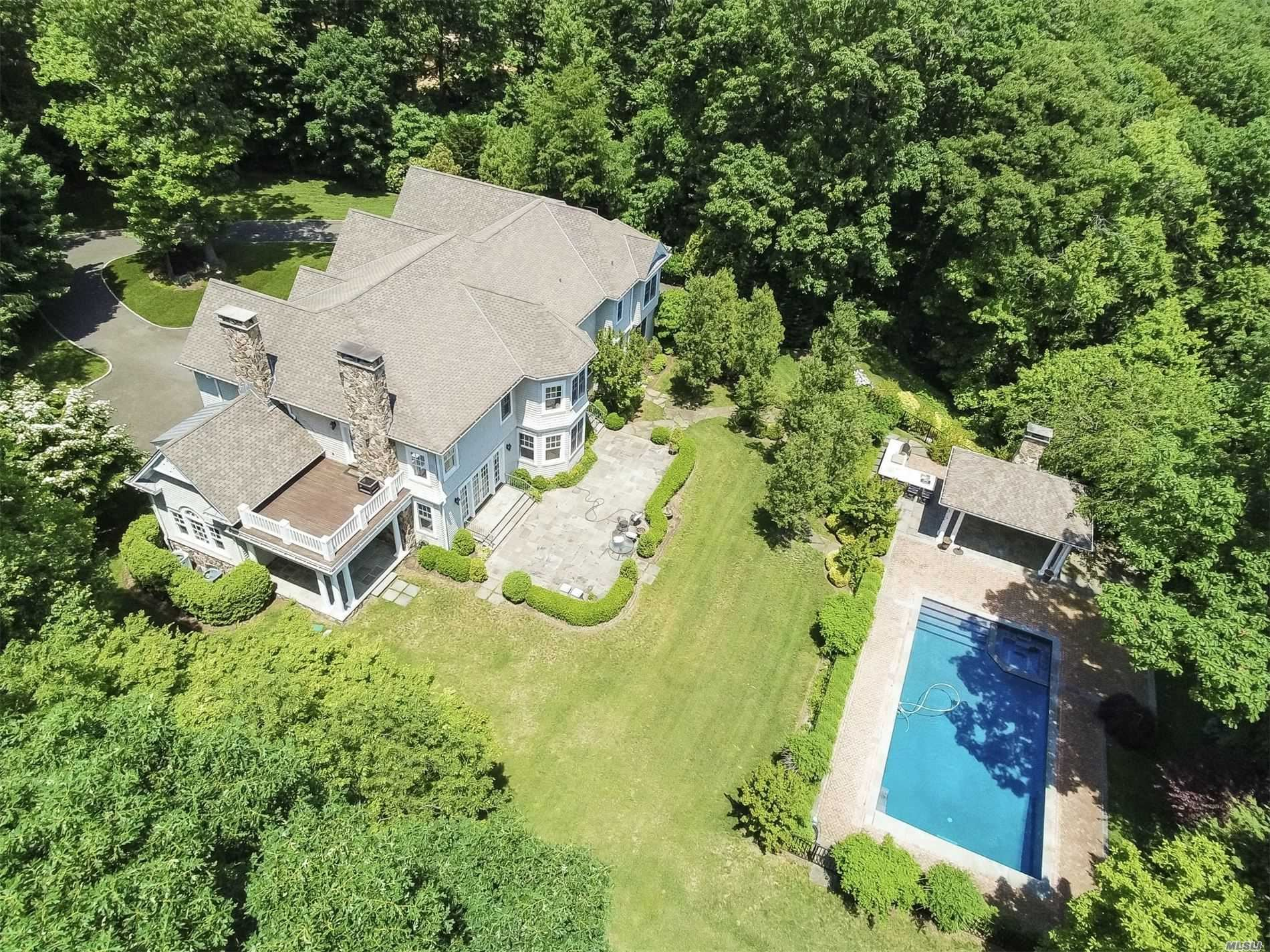 Photo of 1180 Cove Edge Road, Oyster Bay Cove, NY 11791 (MLS # 3224254)