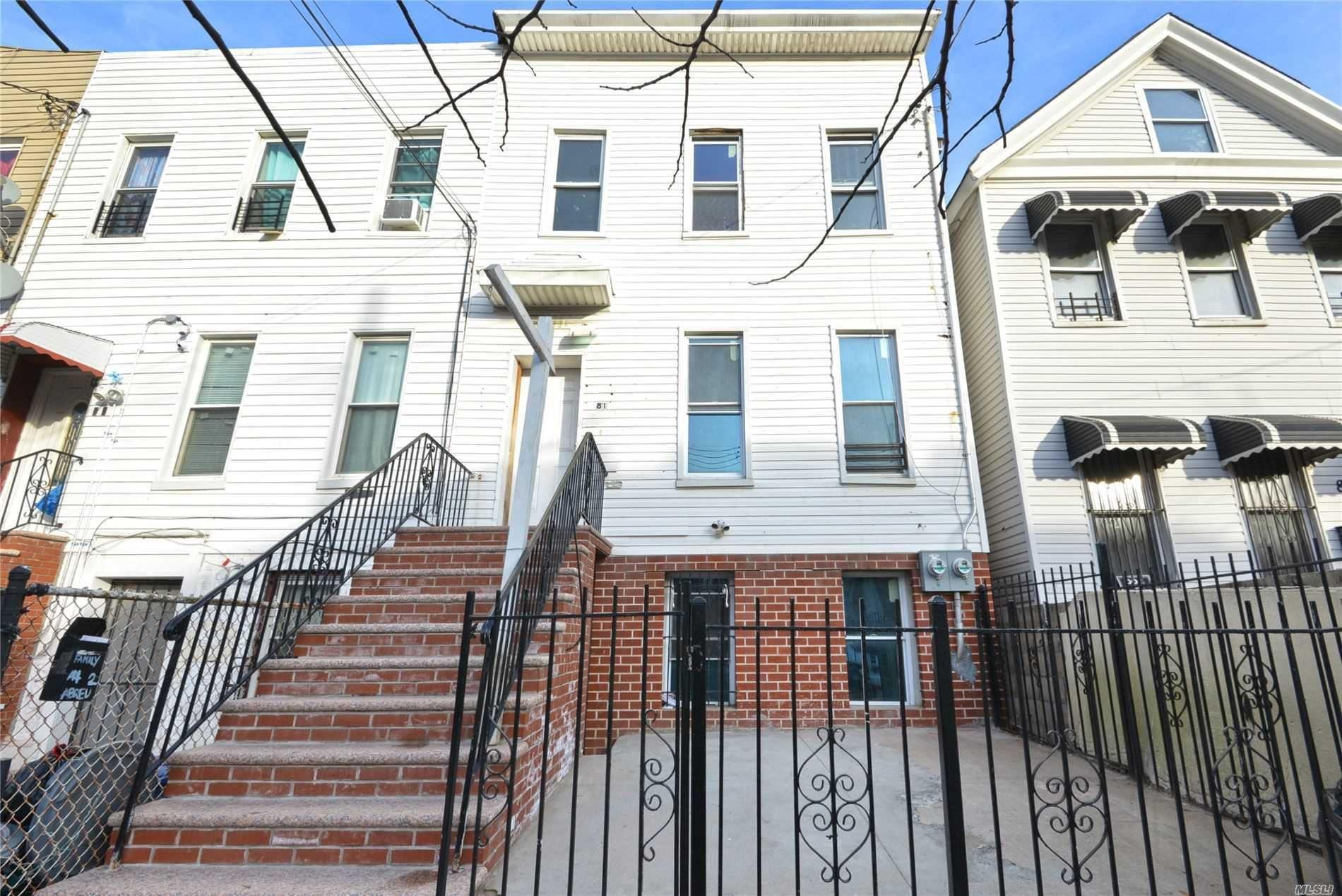 81 Milford Street, Brooklyn, NY 11208 - MLS#: 3187257