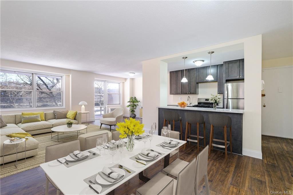 2550 Olinville Avenue #4K, Bronx, NY 10467 - #: H6113258