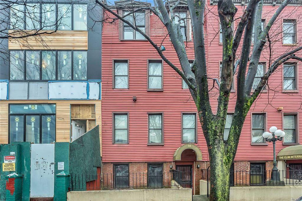 34 Madison Street, Brooklyn, NY 11238 - MLS#: 3092265