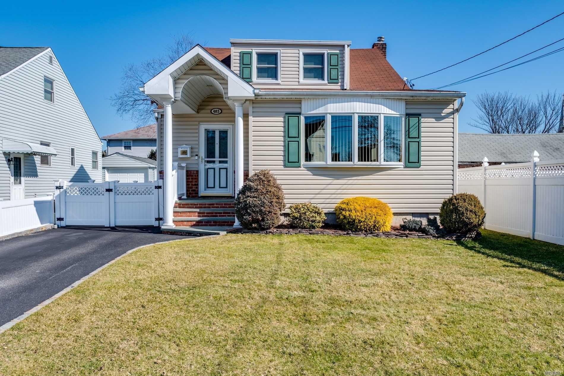 483 Maitland Street, East Meadow, NY 11554 - MLS#: 3203265