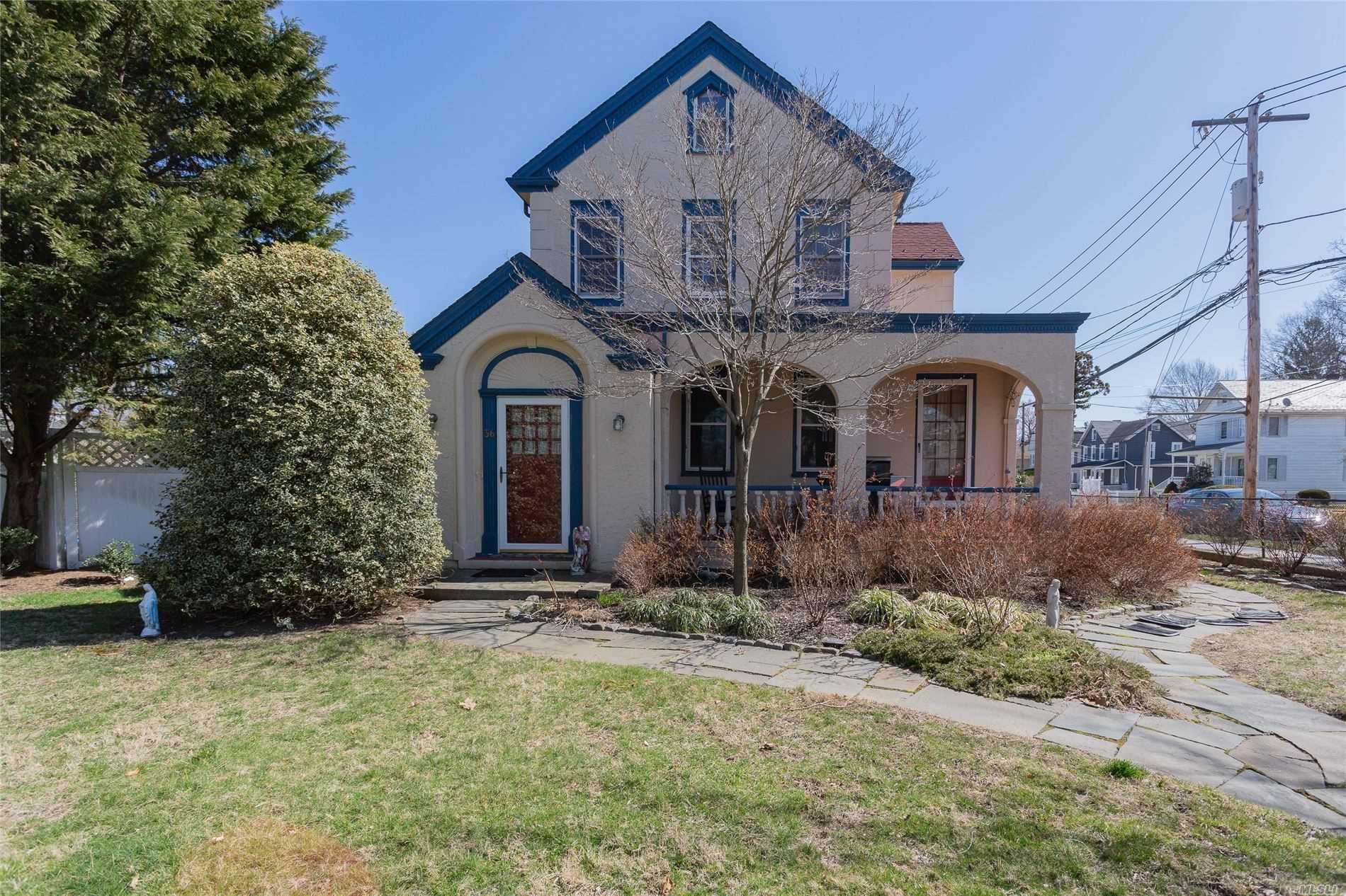 36 Chestnut Street, Glen Cove, NY 11542 - MLS#: 3217268