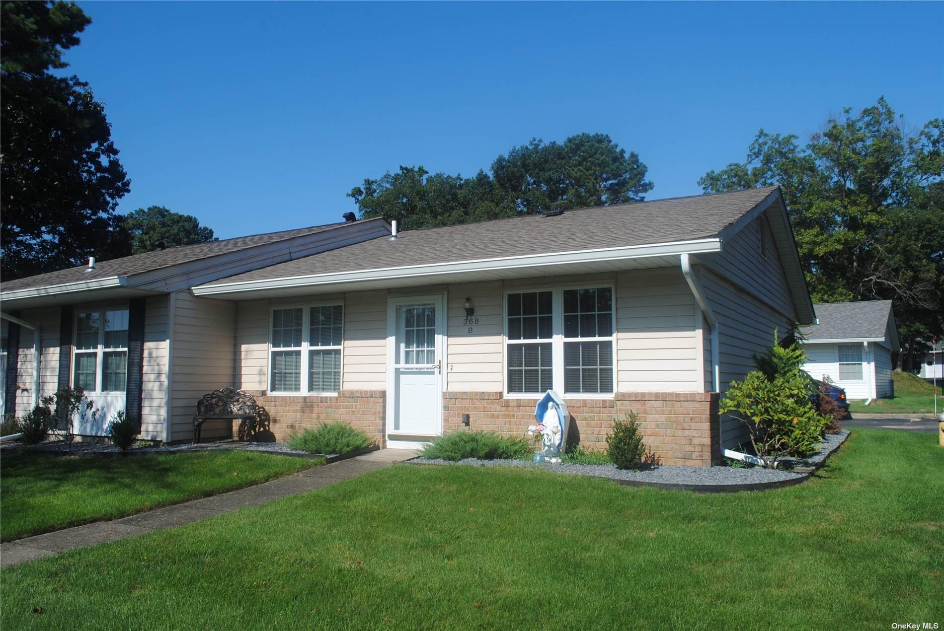 368 Woodbridge Drive #B, Ridge, NY 11961 - #: 3346272