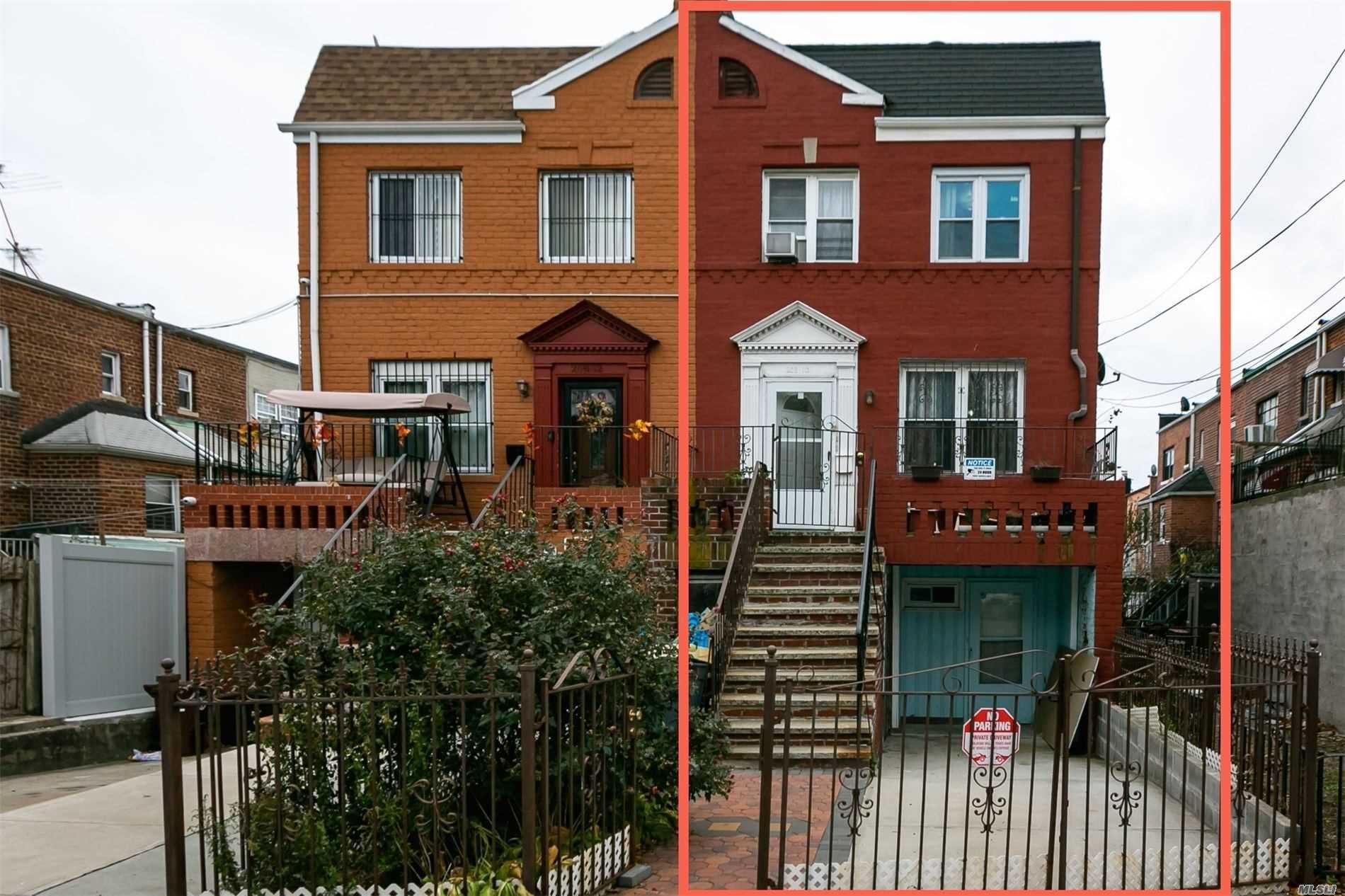 208-10 Hillside Avenue, Queens Village, NY 11427 - MLS#: 3180276